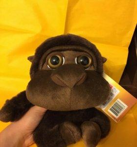 Игрушка обезьянка новая