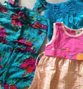 Платье, песочник и комбинезон Mothercare