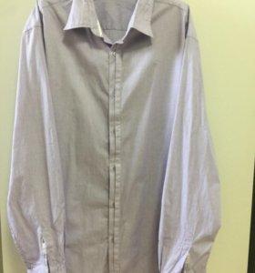 Мужская рубашка XL-XXL