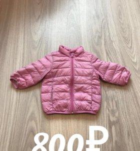 Куртка Benetton baby