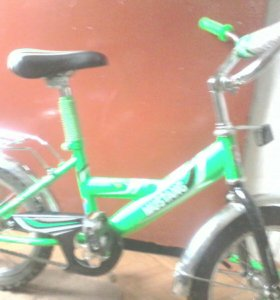 /велосипед детский 4-8
