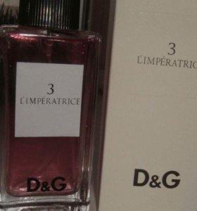 D&G L'Imperatrice 3 100ml