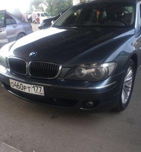 BMW 750 2006 год