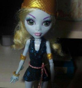 "Кукла ""Монстер хай"" Лагуна Блю."