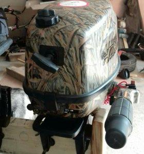 Подвесной лодочный мотор HDX 5