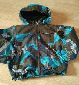Куртка Lassie на мальчика р.98-104