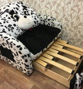 Детский мягкий диван
