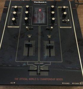 Пульт микшерный Technics SH - DJ 1200