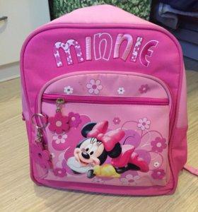 Рюкзачки для девочки