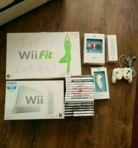 Wii супер комплект