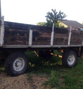 Продам или обменяю 10-ти тонную тракторную телегу