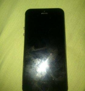 Айфон 5s на Андроиде, но сделан под ios