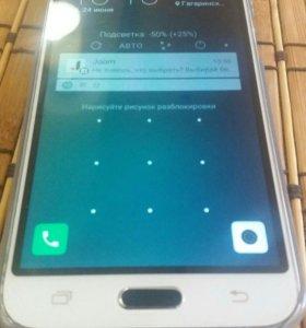 Samsung galaxy j3 white LTE