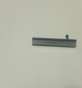 Заглушка micro sd для Sony z2