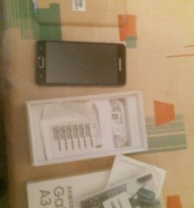 Телефон Samsung A3.6