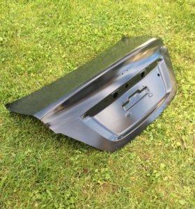 Крышка багажника хенде солярис