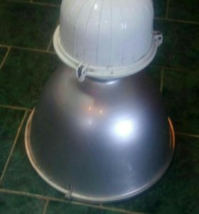 Промышленный подвесной светильник