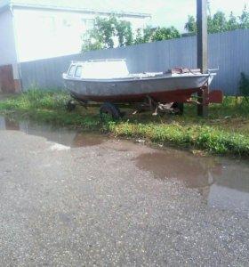 Лодка гулянка двигатель л 6