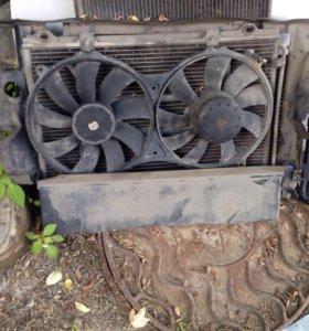 Радиатор кондиционера мерседес