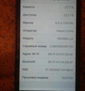 Айфон 5, 32 гб