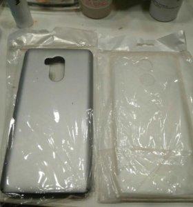 Xiaomi redmi 4 pro новый бампер