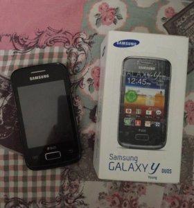 Samsung galaxy u duos