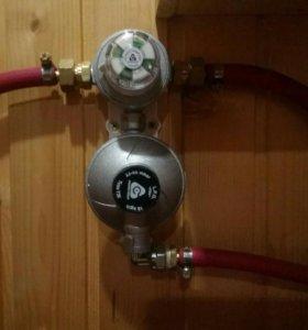 Автомотический газовый регулятор