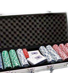 Набор для покера Premium 500