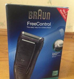 Бритва Braun freecontrol 1000 series 1735