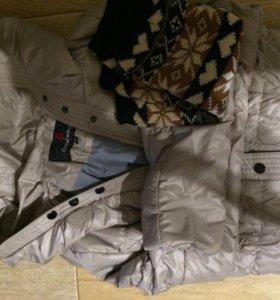 Куртка+гетры