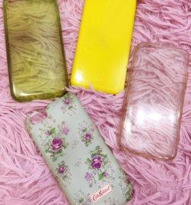Чехлы на IPhone 5С