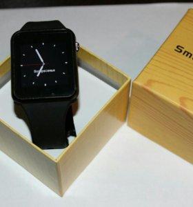 Умные часы.. W8 для Android / iOS