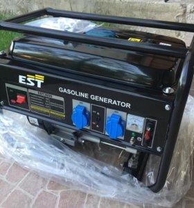 Бензиновый генератор 3 кВт