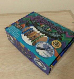 Набор для плетения резиночками, с крючком