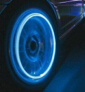 Продам светящиеся при движении колпачки