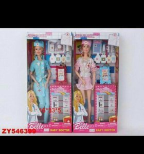Кукла тип Модель 33см с аксесс., кор. JX100-46