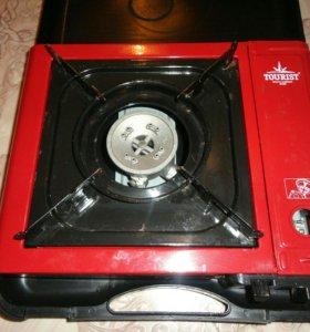 Походная газовая печка