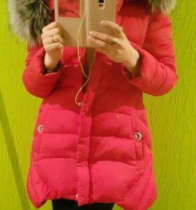 Пуховик зимние
