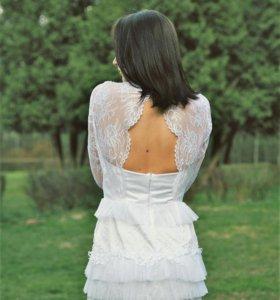 НОВОЕ свадебное платье Анастасия DreamDressRoom