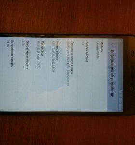Телефон Lenovo K50-T5