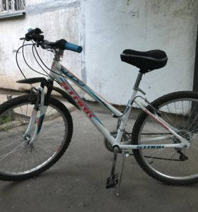 Велосипед Stark Luna 2016 16*