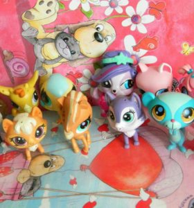 LittlestPetShop игрушки