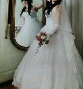 Срочно продаю Свадебное платье
