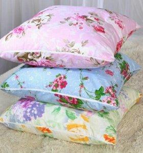 Подушки разного размера