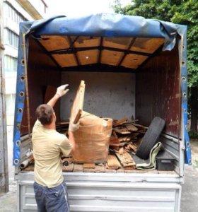 Вывоз и утилизация мусора. Грузим сами.