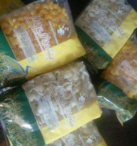 Кукурузные макароны