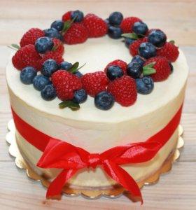 Тортики на ваши праздники