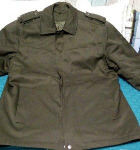 Куртка демисезонная-военная