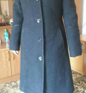Каракулевое пальто