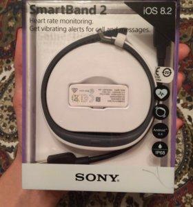 Фитнес-браслет SONY SmartBand 2